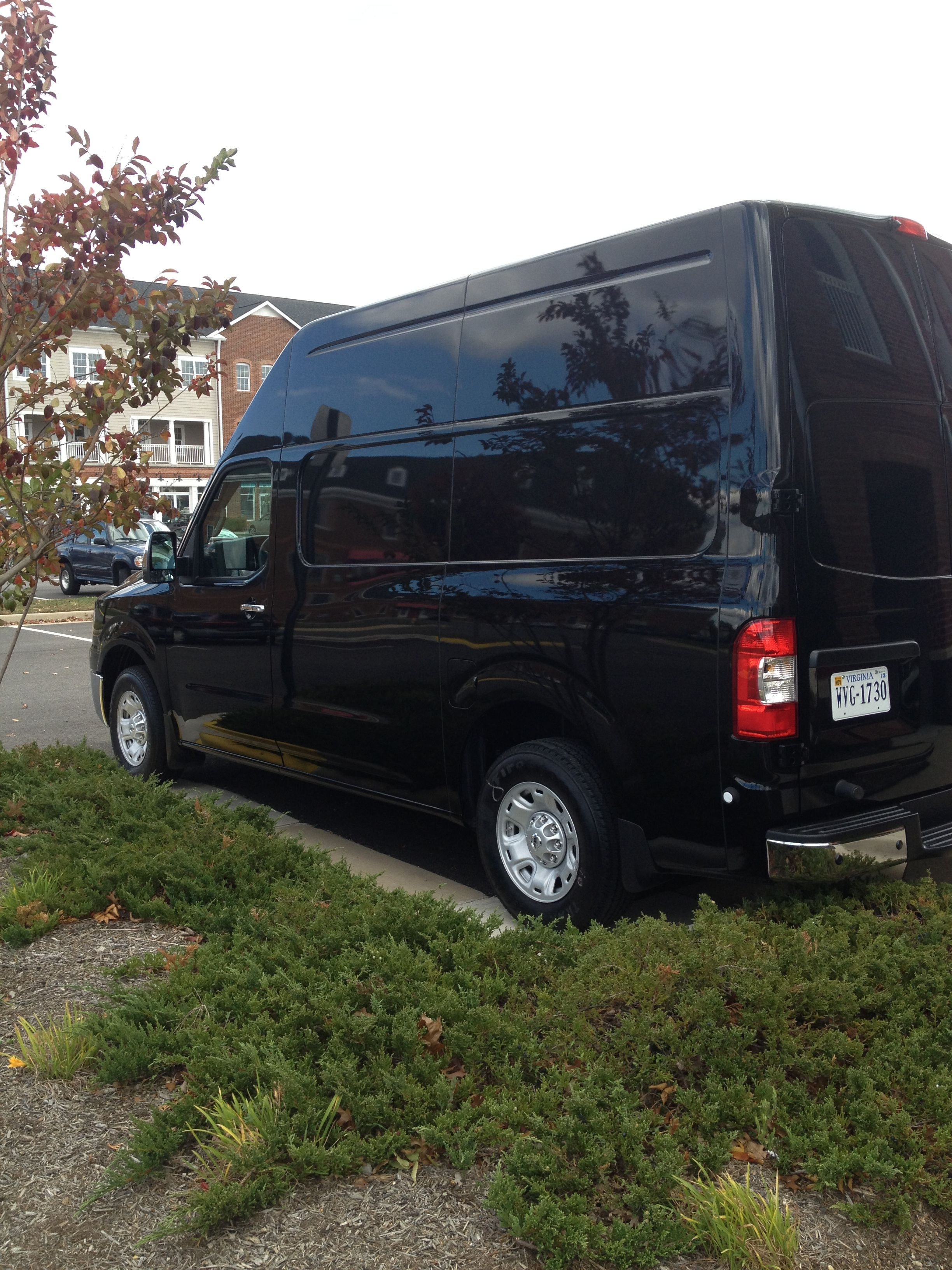 10 Bucks A Room of Northern Virginia welcomes their new Nissan NV ...