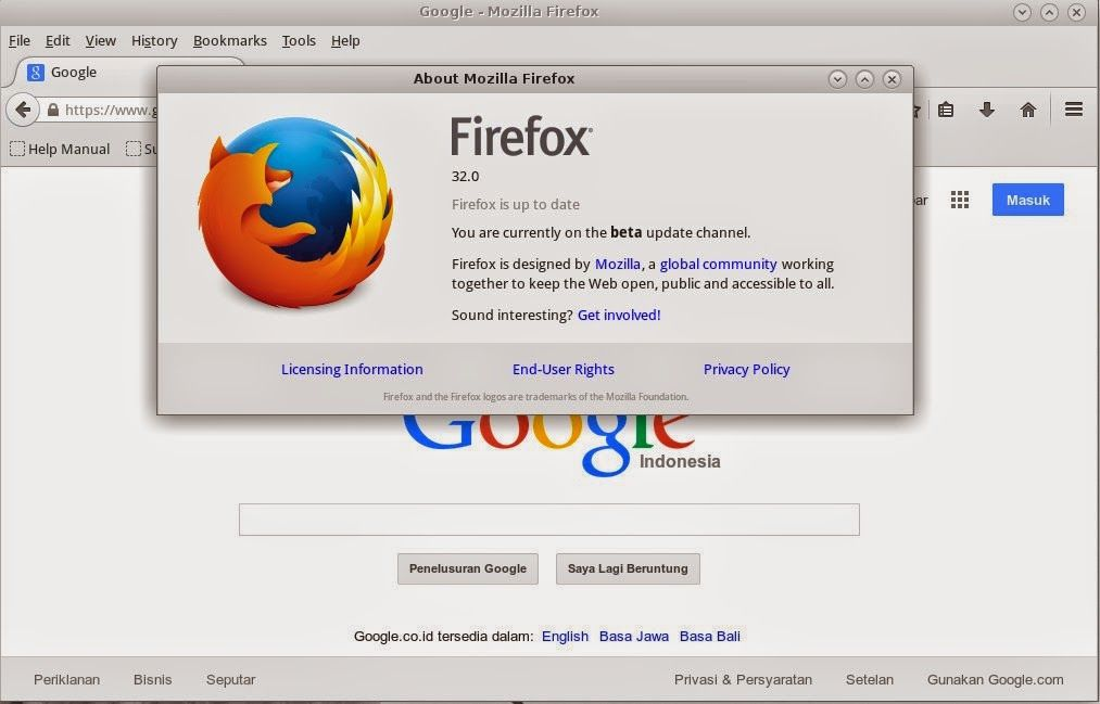 FIREFOX TÉLÉCHARGER FINAL MOZILLA 14.0.1