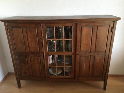 Schöner antiker Schrank in Nordrhein-Westfalen - Bergisch Gladbach - ebay kleinanzeigen wohnzimmerschrank