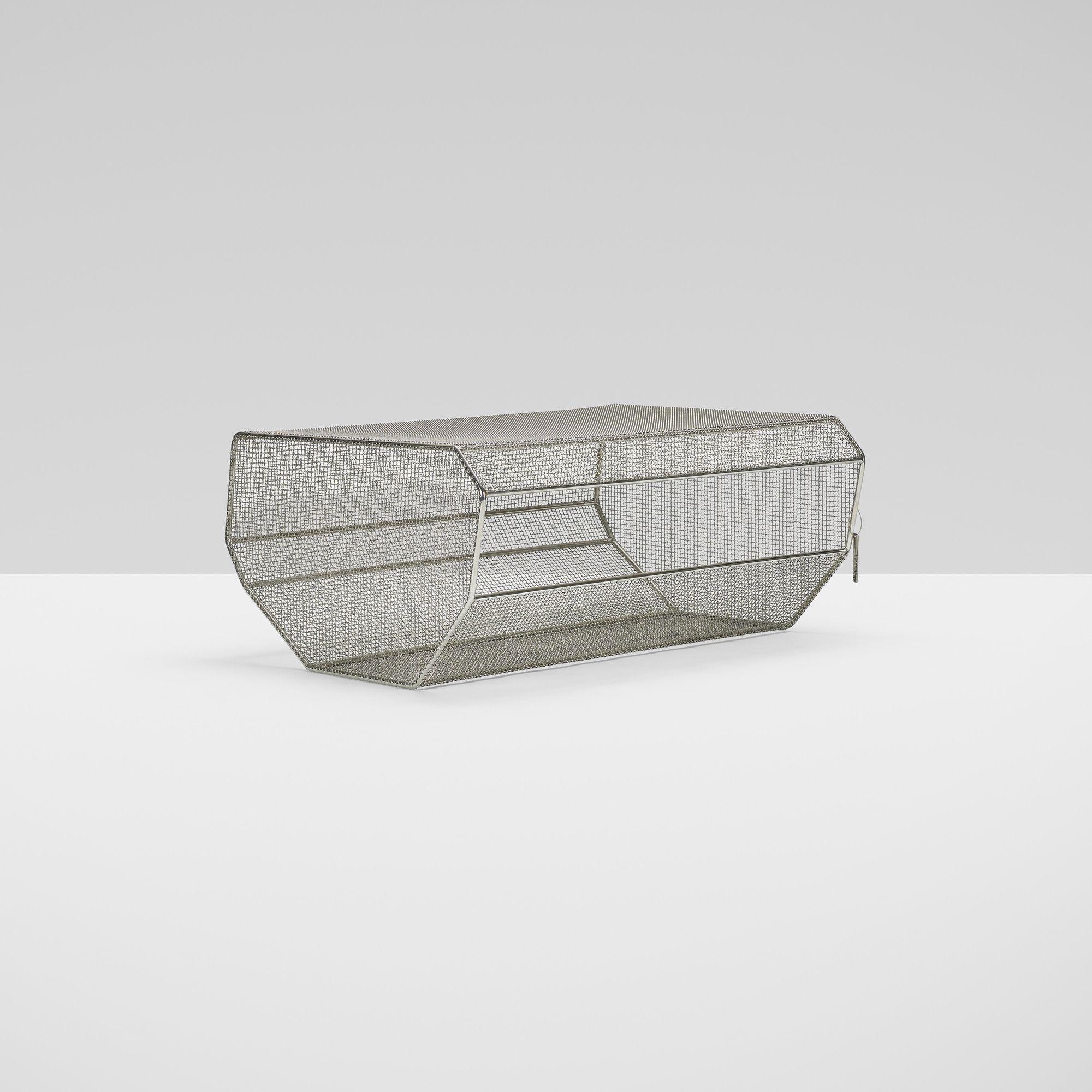 261 Arik Levy / Log Mesh Mesh, Design, Metal