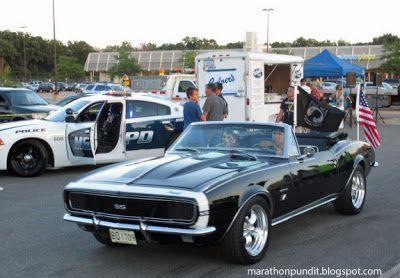 (Photos) Morton Grove Classic Car Show 7/12/13 #mortongrove A 1967 Chevy Camaro SS at tonight's Morton Grove Classic Car Show #mortongrove