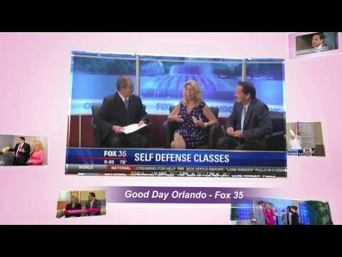 Simple Self Defense for Women® Television Appearances HD