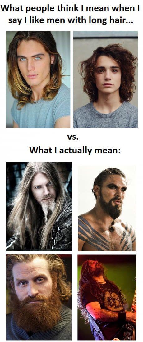Viral And Funny Memes Long Hair Styles Men Hair Meme Long Hair Styles
