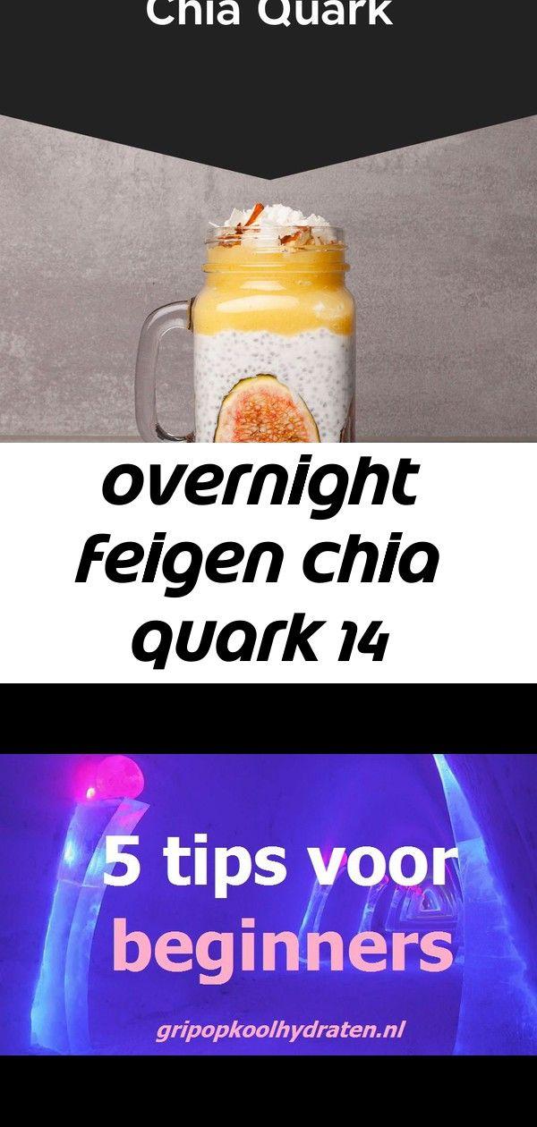 Overnight feigen chia quark 14 Ein ÜberNachtWunder der ganz besonderen Art Der Overnight Feigen Chia Quark vereint sich in deinem Kühlschrank über Nacht zu...