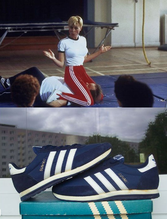 Adidas Summit, Official Shoe Of The Police Academy