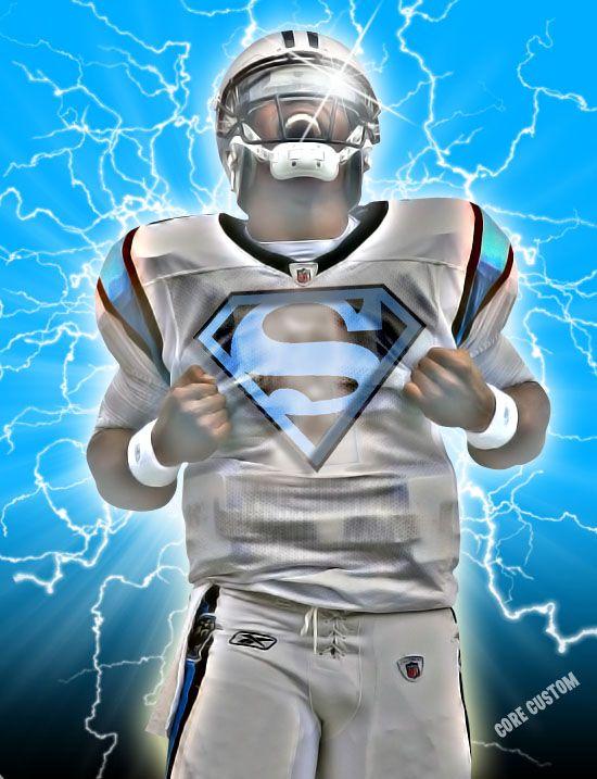 fac9ecb3cabe Cam Newton | Carolina Panthers | Cam newton, Panthers football ...