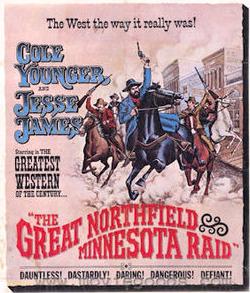 The Great Northfield Minnesota Raid Northfield minnesota