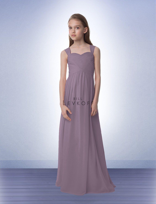 7cea7328c Junior Bridesmaids Style 16502 - Flower Girl And Junior Bridesmaids by Bill  Levkoff