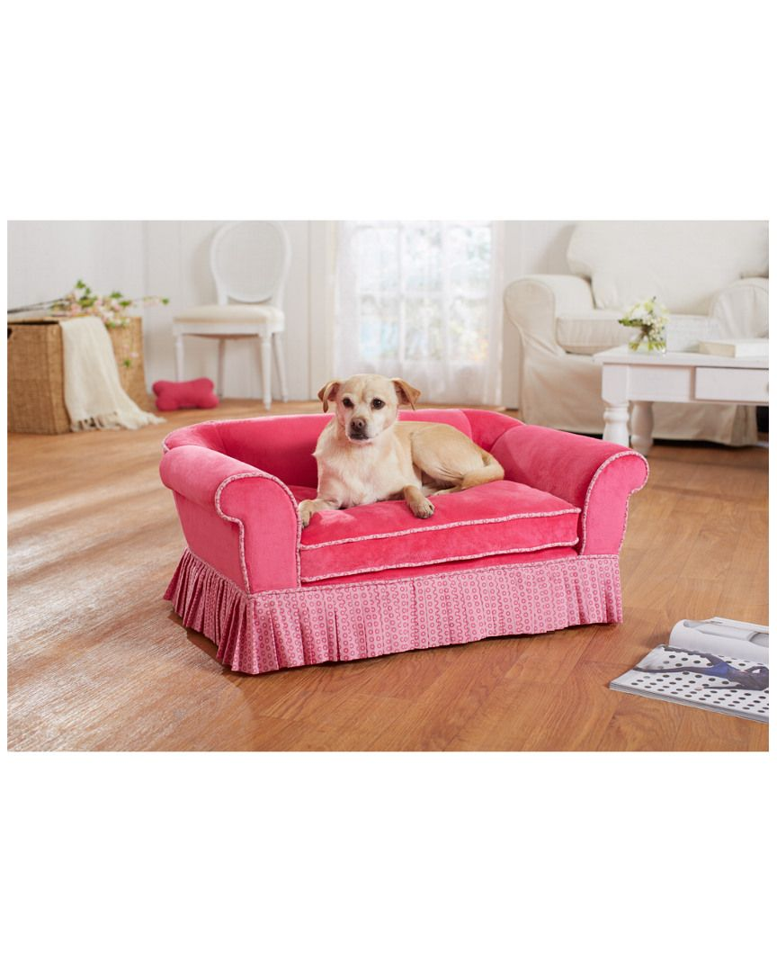 Lilly Would Look Great On This Couch Dog Sofa Bed Pet Sofa Pet
