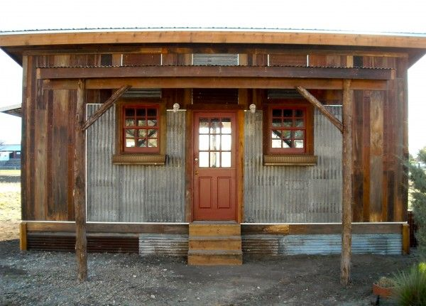 reclaimed space is a small house builder in austin texas they specialize in creating - Tiny House Builder