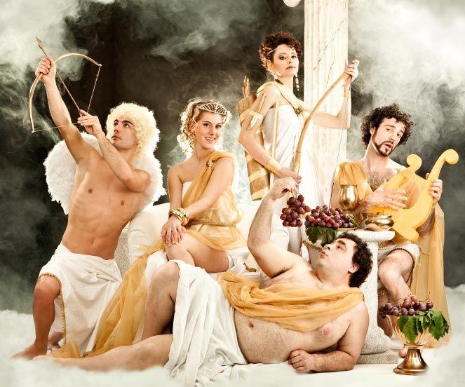 Artemis goddess porn rule aphrodite