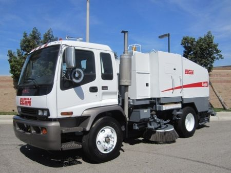 Street Sweeper Replacement Parts