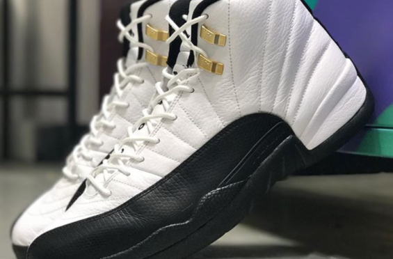 cdf97a43eead Air Jordan 12 Taxi (2018) Returning In March