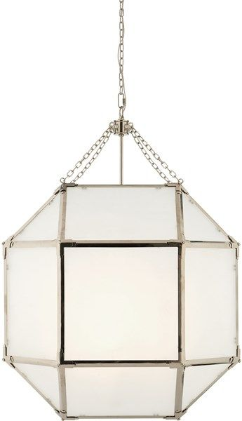 Large Morris Lantern Visual Comfort Lighting Visual Comfort Ceiling Lights
