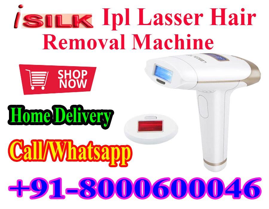 I Silk Ipl Lasser Hair Removal Machine in 2020 | Ipl laser ...