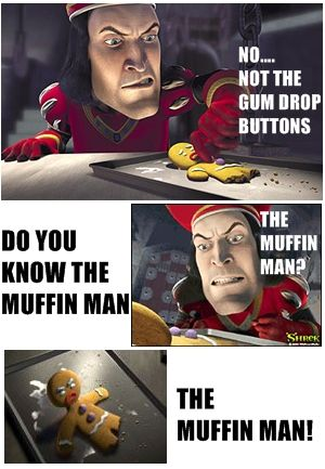 Do You Know The Muffin Man Funny Pinterest Do You Know The