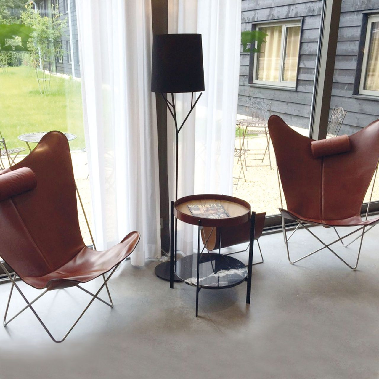 Marvelous Design Stühle Trifolium U0026 KS: Purer Relax Luxus: Dänische Design Stühle Photo