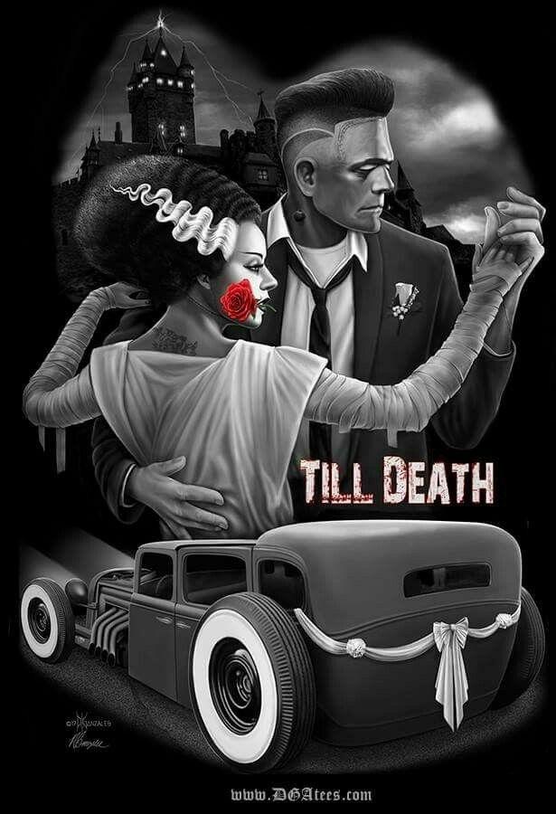 Pin By Raven Ghostly On Horror Pics Frankenstein Art Frankenstein Monster Art