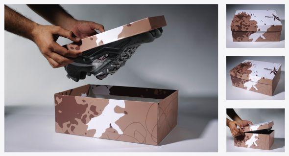Reebok Exta Grip: Packaging. Ambient · Asia  http://www.arcreactions.com/