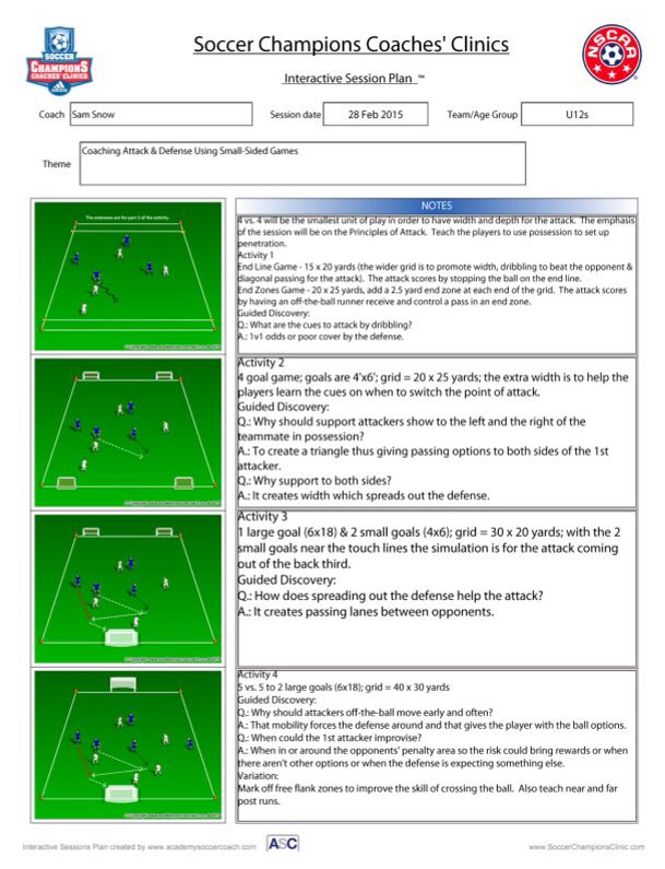 Pin by Guy C  Herrmann on Soccer Drills | Soccer drills