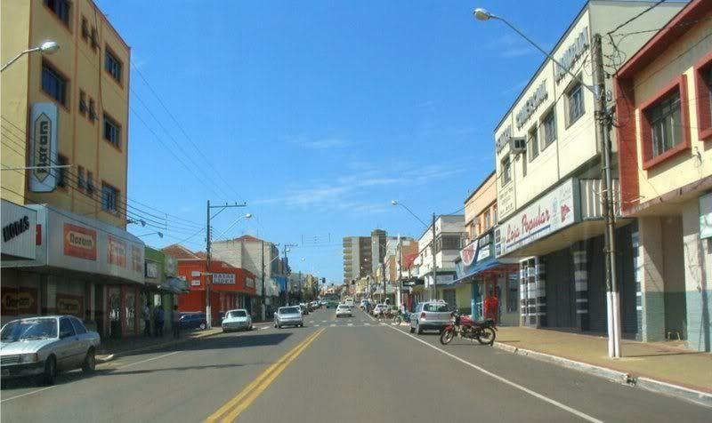 Jandaia do Sul, Paraná, Brasil - pop 21.131 (2014)
