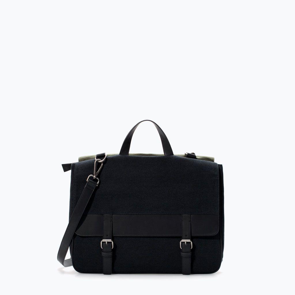 ZARA - SHOES & BAGS - MESSENGER BAG