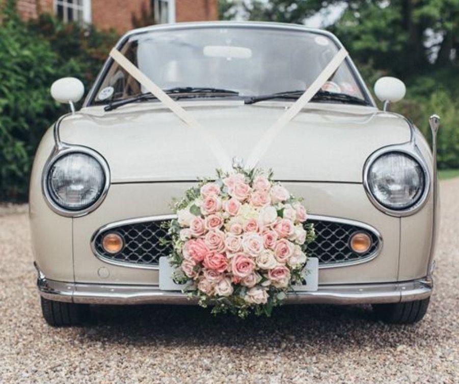 Pin by Katerina Makri on car decorations | Pinterest | Wedding car ...