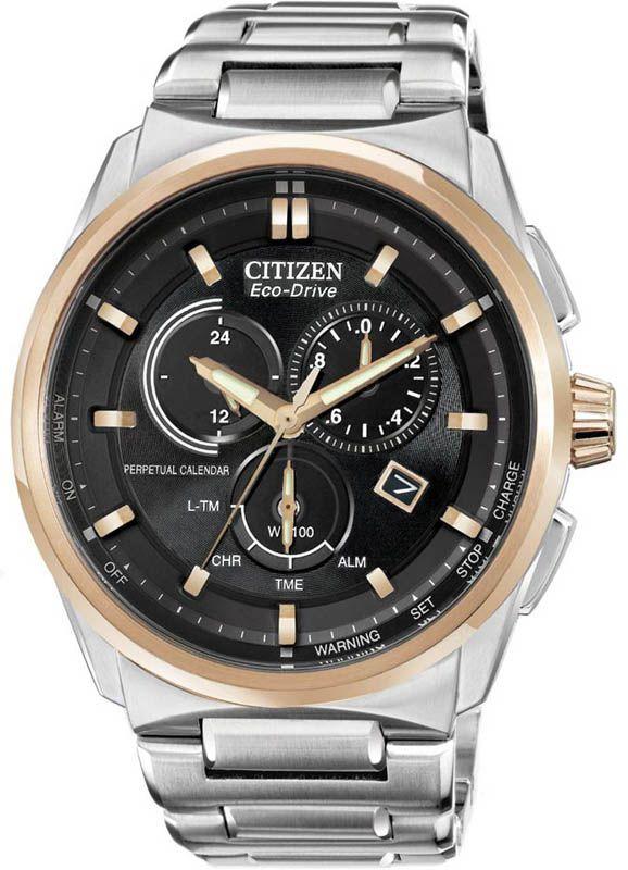 BL5486-57E - Authorized Citizen watch dealer - MENS Citizen PERPETUAL CALENDAR CHRONOGRAPH, Citizen watch, Citizen watches