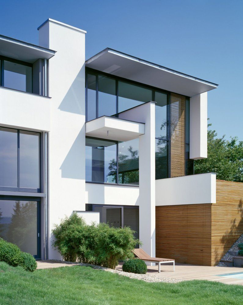 3d Exterior House Designs: I Like The 3d Aspects And Interlocking Nature Of The