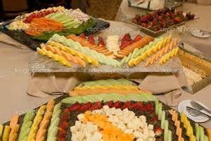 Fruit Cheese Tray — Stock Photo © sframe #1412231