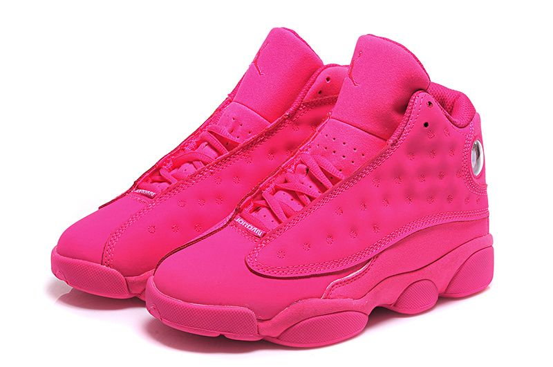 Pink Cheetah Jordan Shoes
