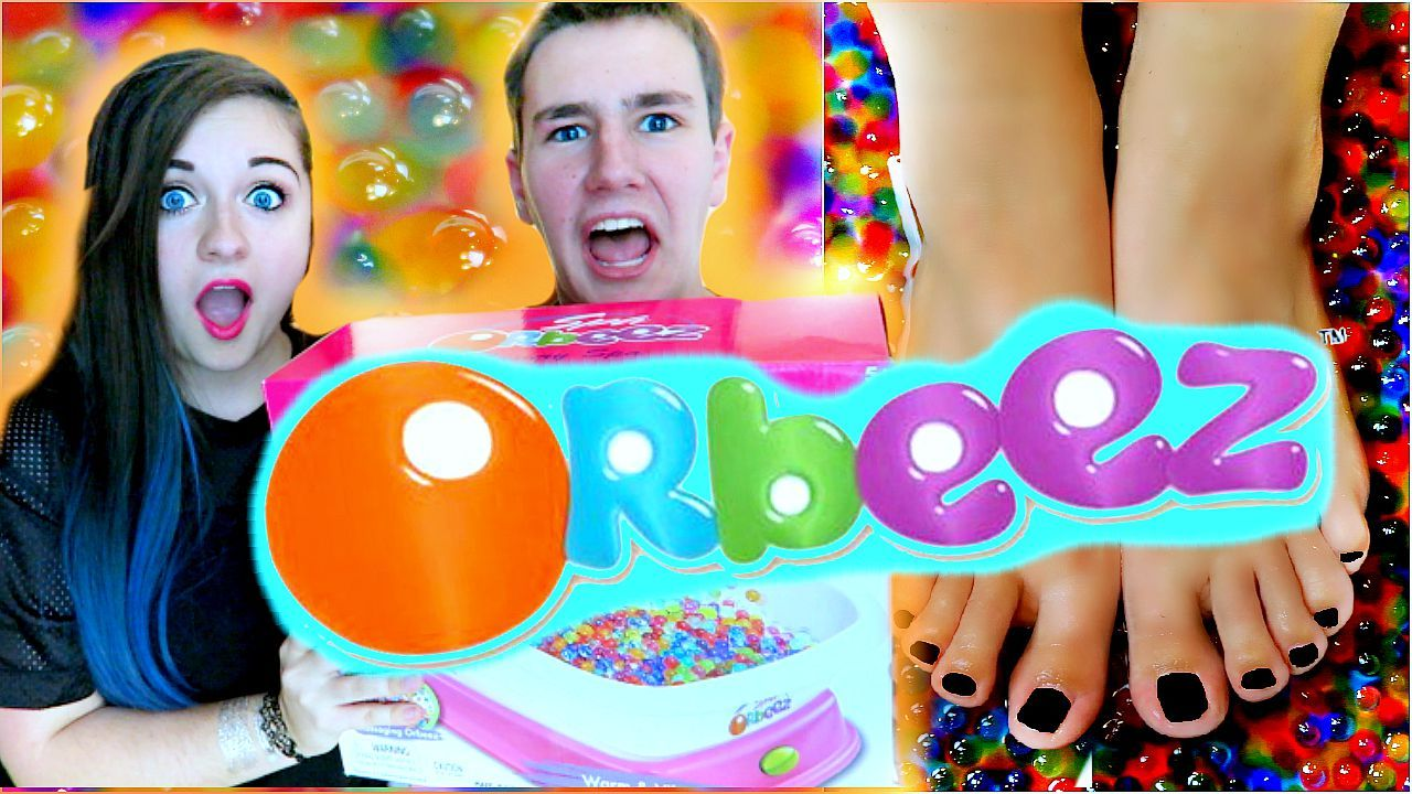 https://www.youtube.com/watch?v=THbGEh5z8yM orbeez toy review and ...