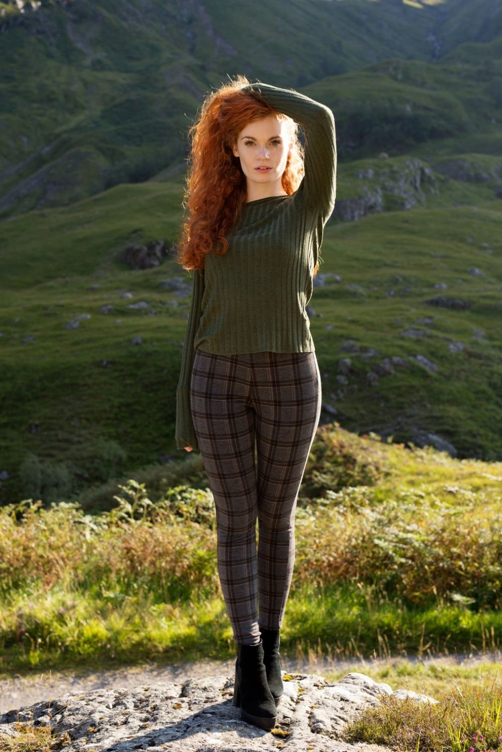 This Photographer Captured 130 Images Showing the Stunning Beauty ofRedheads pictures