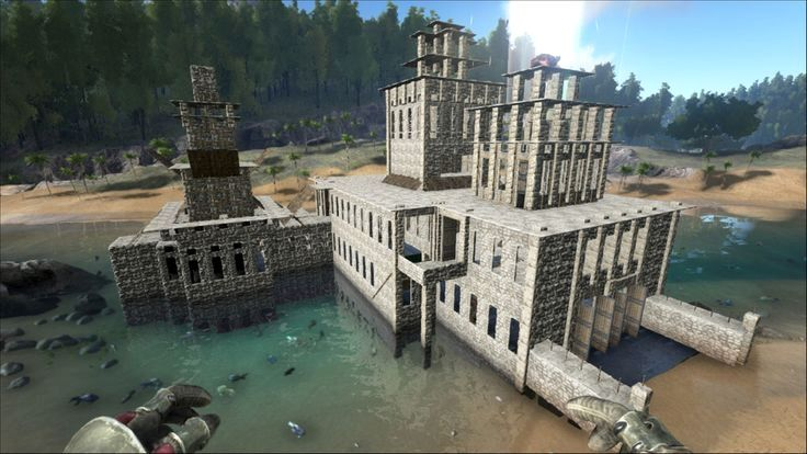 nice ARK Survival Evolved - TEK UNDERWATER BASE! E18 ( Modded Ark w - copy ark argentavis blueprint