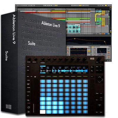 Download Ableton Live Suite 9 7 4 X86 X64 Multilingual Ableton Ableton Live Live