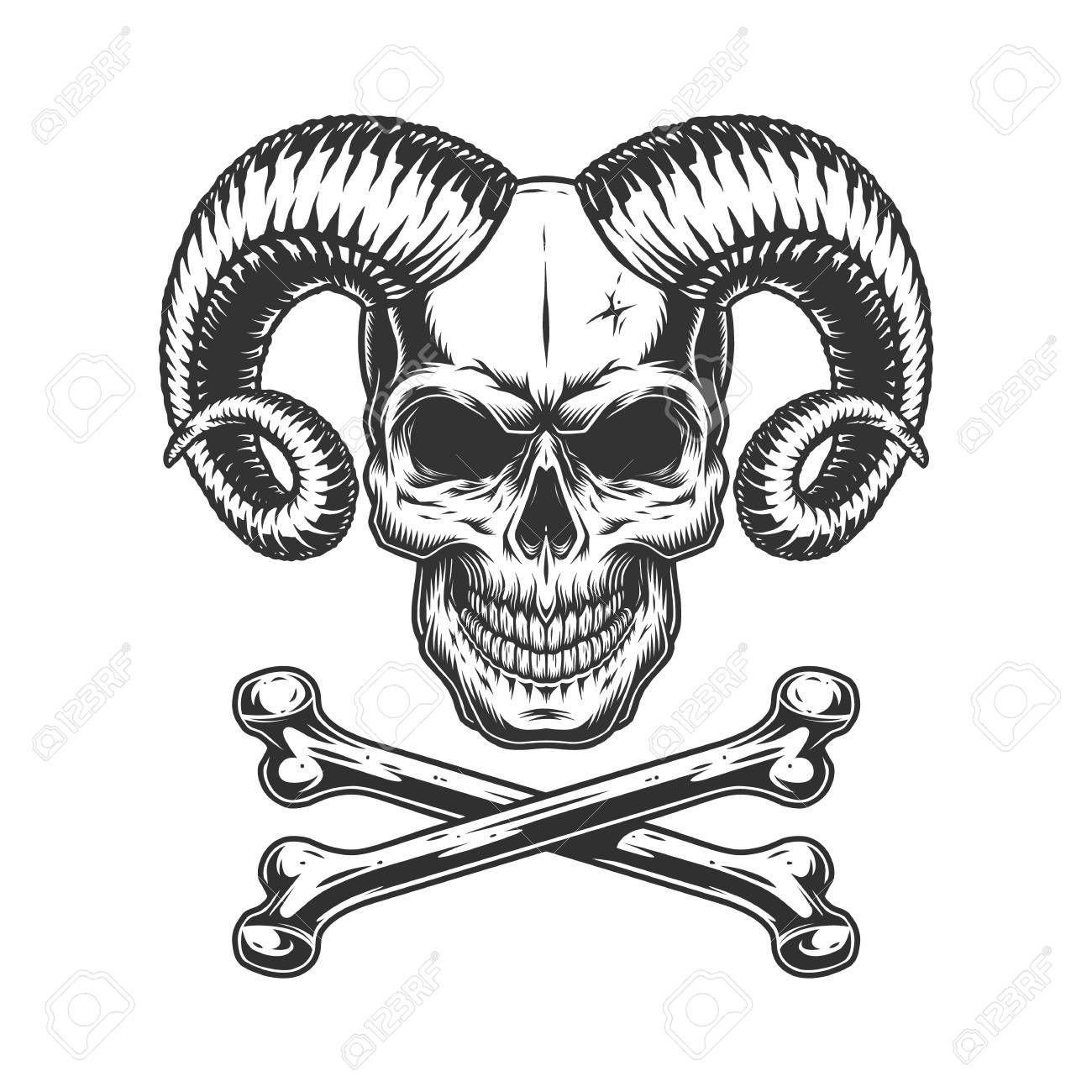Red Demon Skull Illustration With Sacred Geometry Art Artist Black Png And Vector With Transparent Background For Free Download Skull Illustration Skull Wallpaper Skull Art