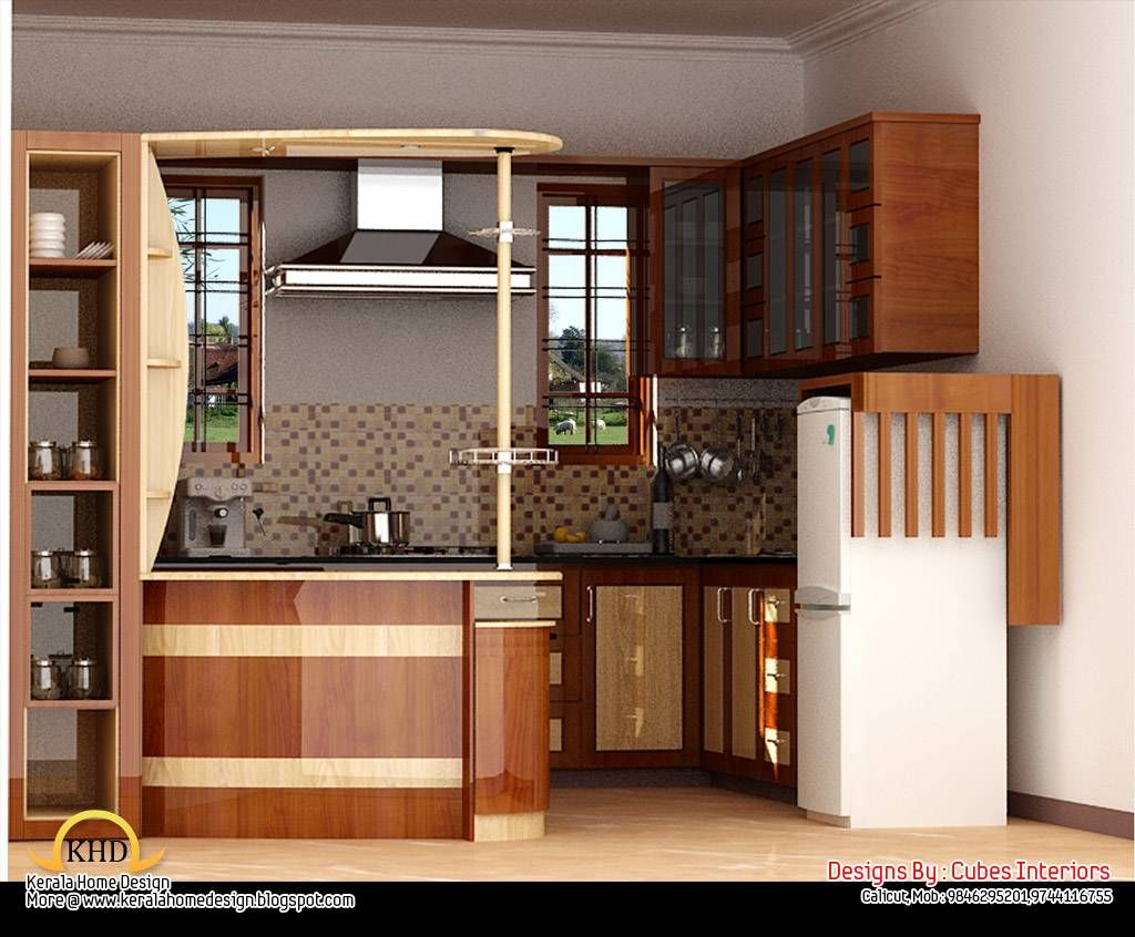 Home interior design ideas kerala also modern house rh pinterest