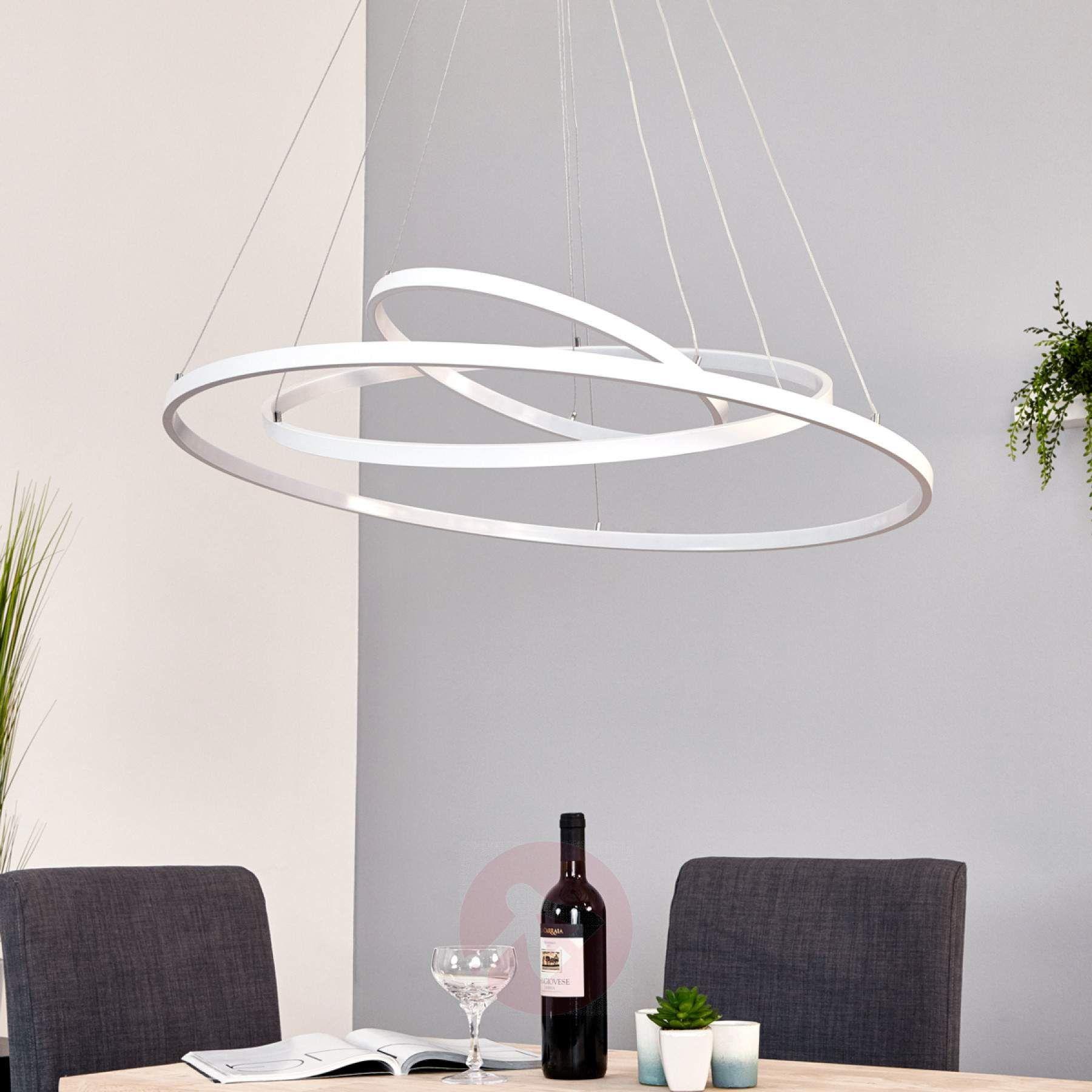 Powerful Led Pendant Lamp Eline With 3 Rings 9987046 02 Lampara Colgante Led Lampara
