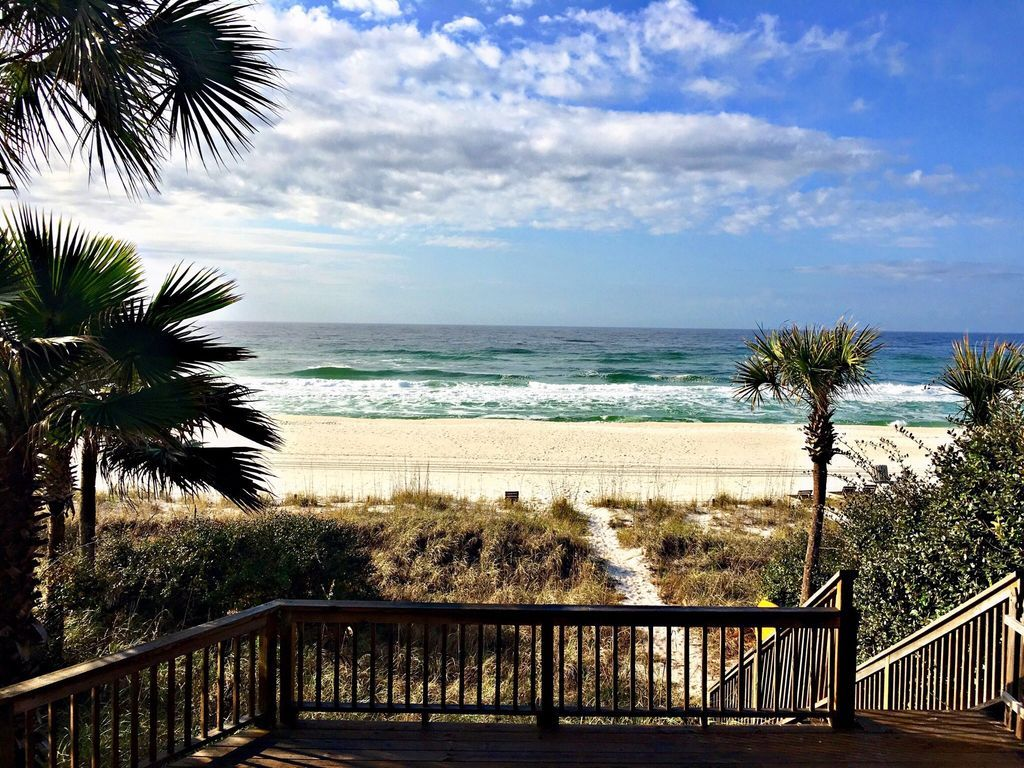 House Vacation Rental In Panama City Beach Area From Vrbo Com Vacation Rental Travel Vrbo Beachfront House Panama City Beach Beach