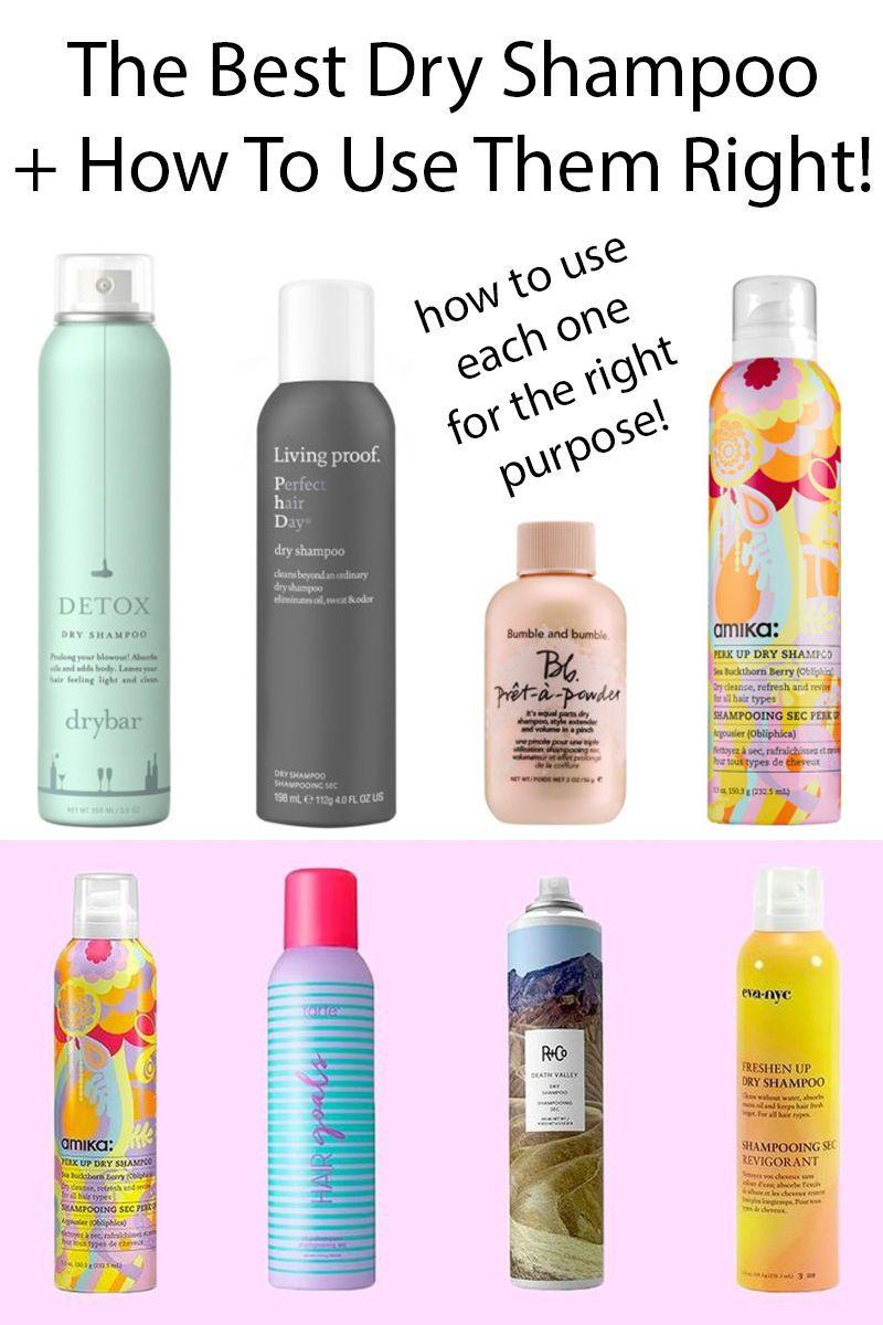 How Why You Need To Use Dry Shampoo Styled To Sparkle Using Dry Shampoo Good Dry Shampoo Best Dry Shampoo