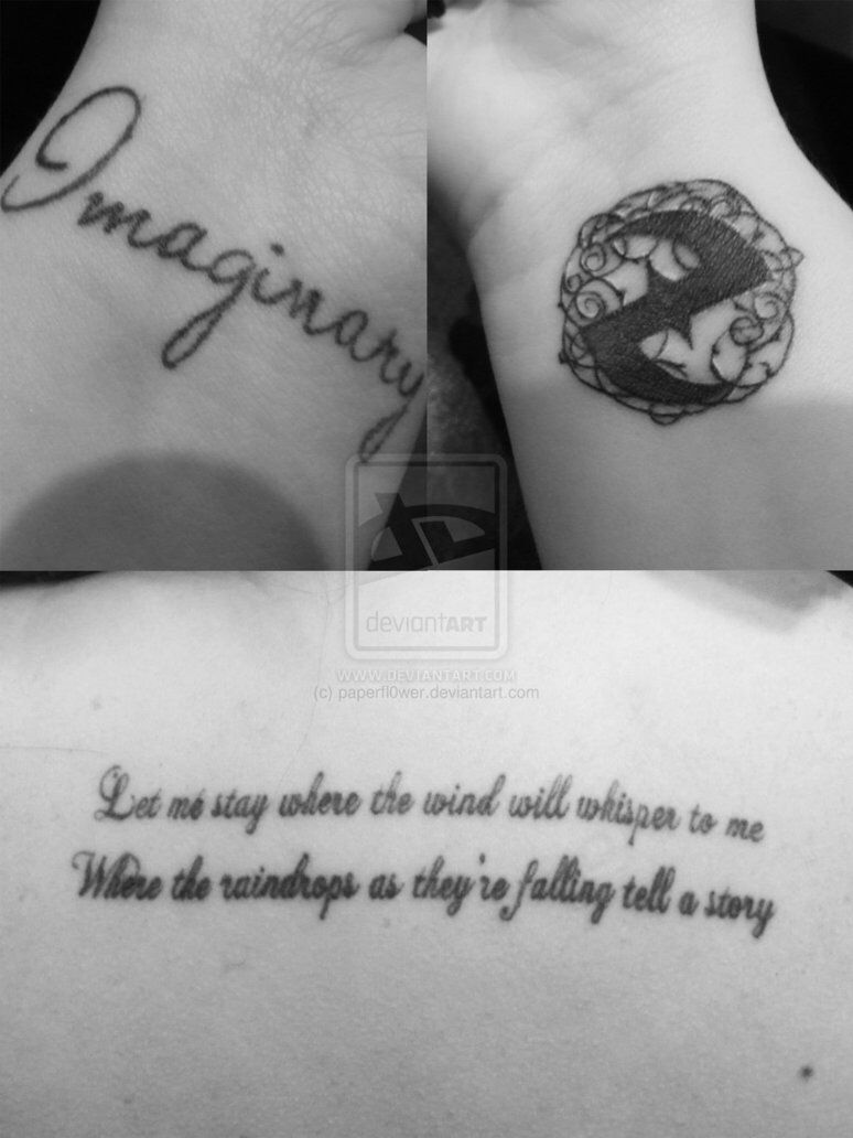 Great tattoo idea for the evanescence fans out ther bandsx3 evanescence tatoos biocorpaavc Image collections