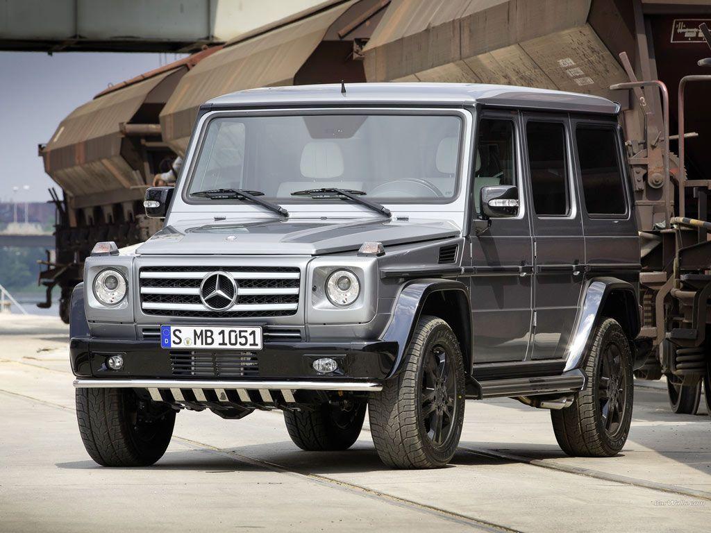 Mercedes-Benz G-Class Edition Select 1024 x 768 wallpaper