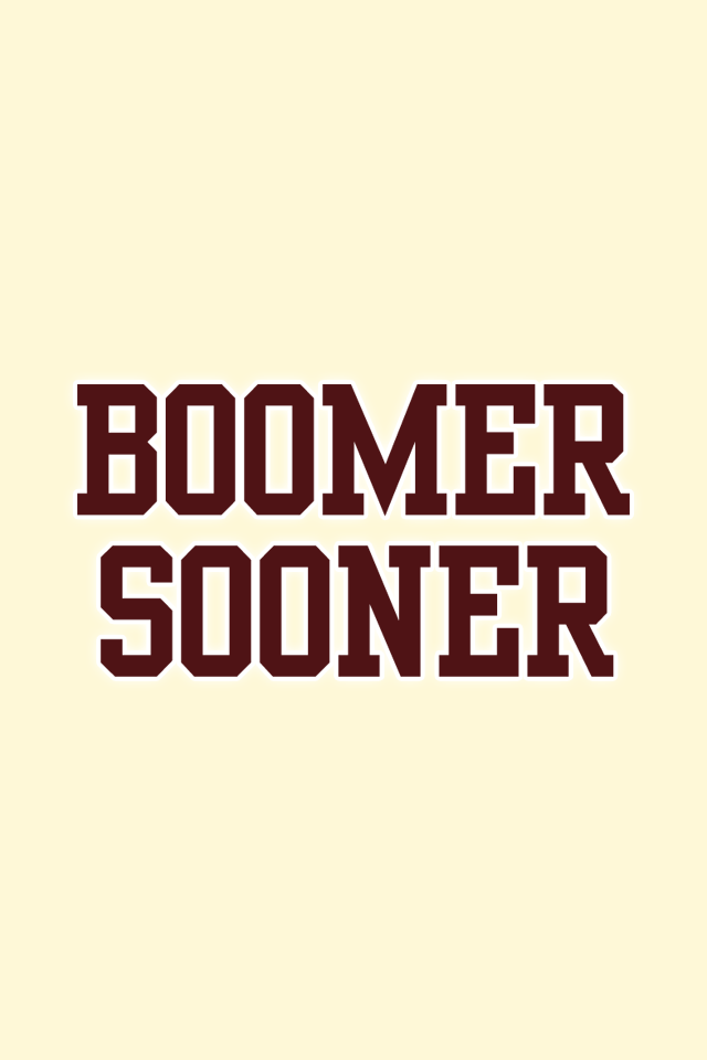 Free Oklahoma Sooners Iphone Wallpapers Sooners Oklahoma Sooners Oklahoma Sooners Football