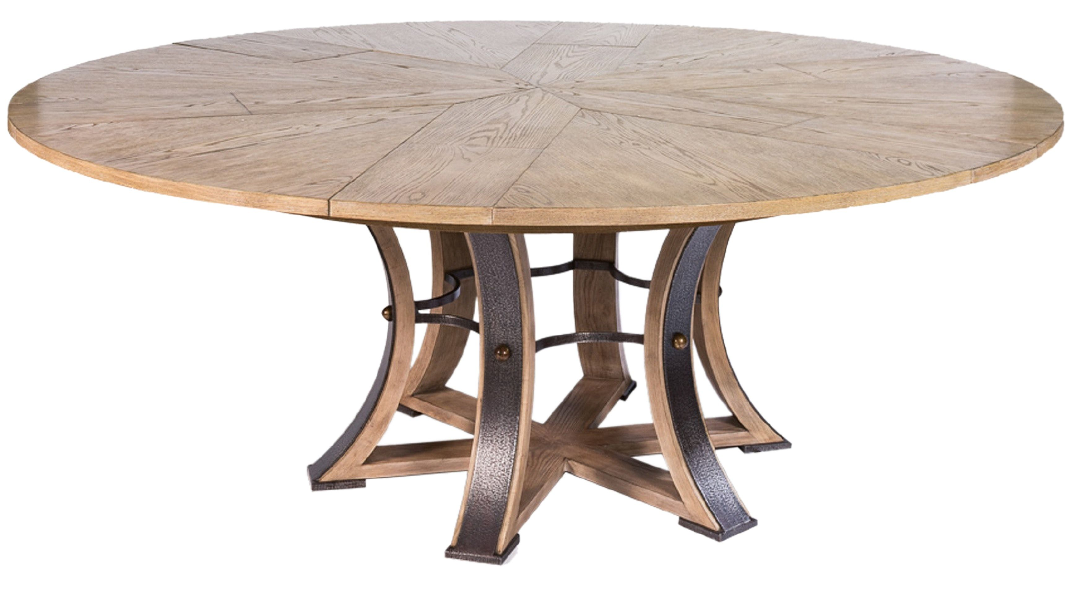 Expandable Dining Table In 2019 Circular Tables