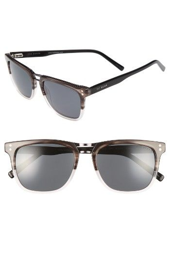 365d4df84f3ffc Free shipping and returns on Ted Baker London 53mm Polarized Sunglasses at  Nordstrom.com.