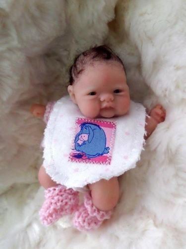 Ooak Polymer Clay Baby Dolls Ebay Realistic Baby Dolls Baby Dolls Reborn Baby Boy Dolls