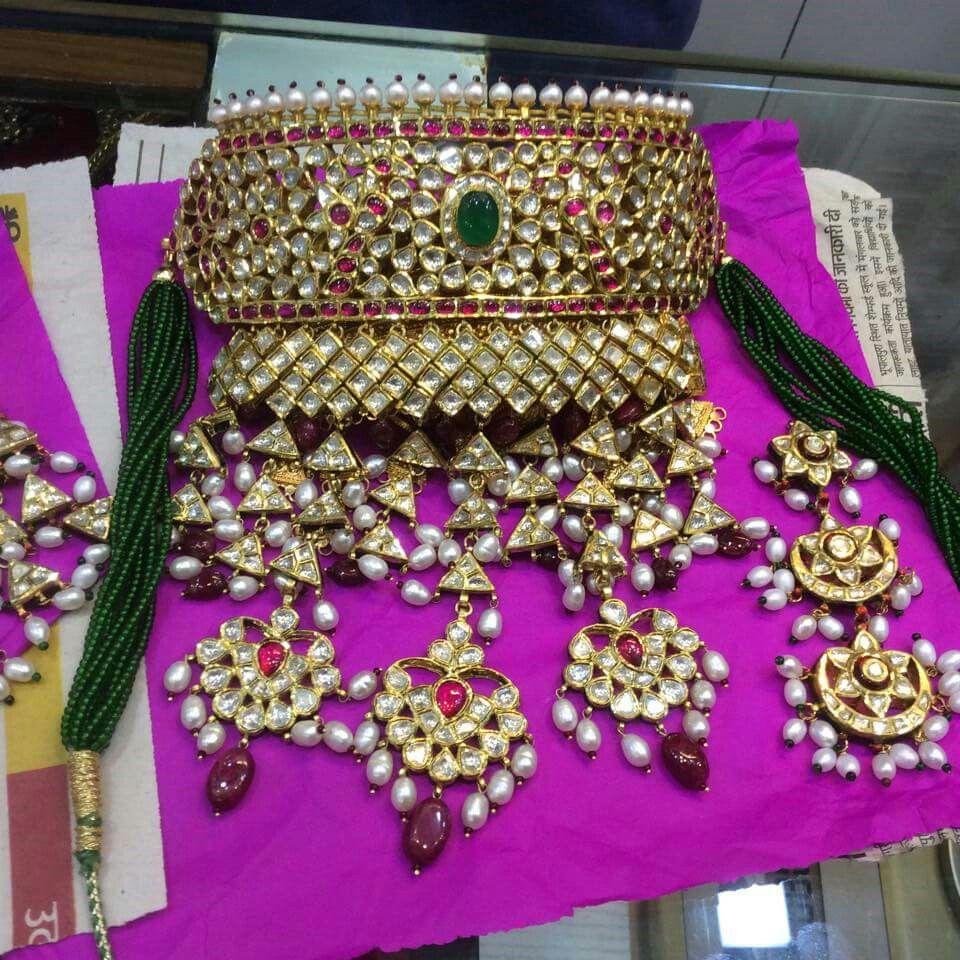 Pin by poorva khinchi on rajputana | Pinterest | Jewel, Indian ...