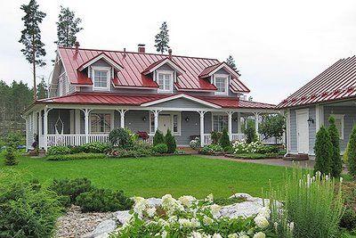Best Pin By Karolina Gothnell On Garden Farmhouse Exterior 400 x 300