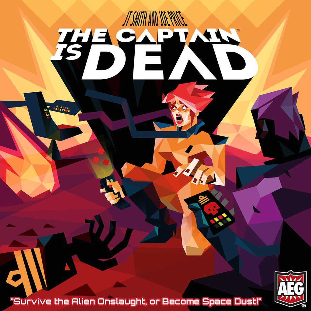 The Captain Is Dead Image BoardGameGeek Science