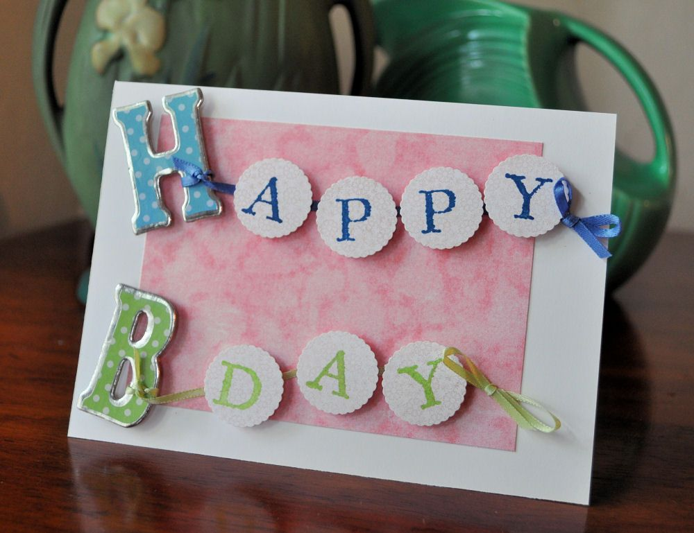 Making Birthday Cards Homemade Birthday Card Ideas Part - 37: Creative Homemade Diy Birthday Card Ideas, Best Card Messages, How To Make,  Birthday